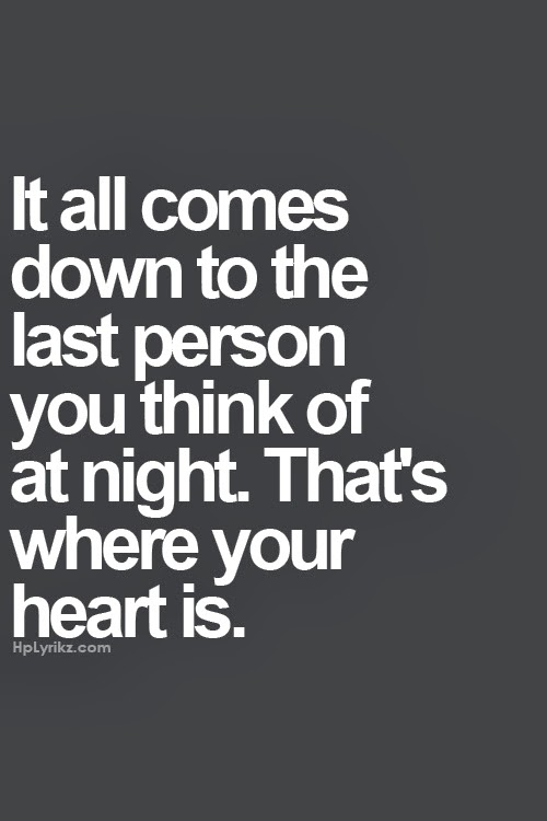 Positive Quotes For Life: It all comes down to the last ...