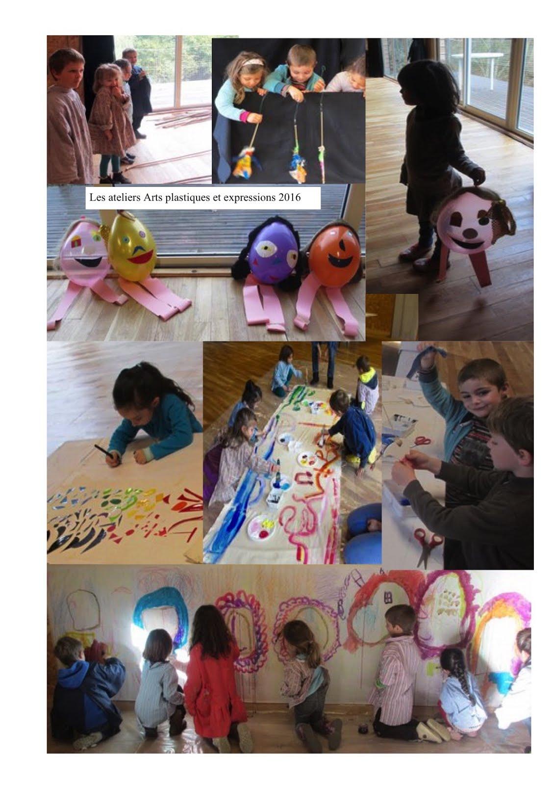 ateliers enfants 2016