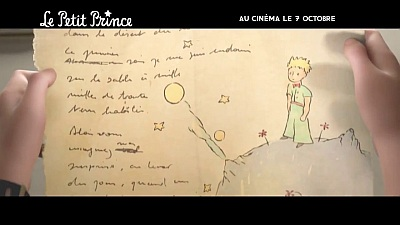 The Little Prince (2015 / Movie) - French Trailer - Song / Music