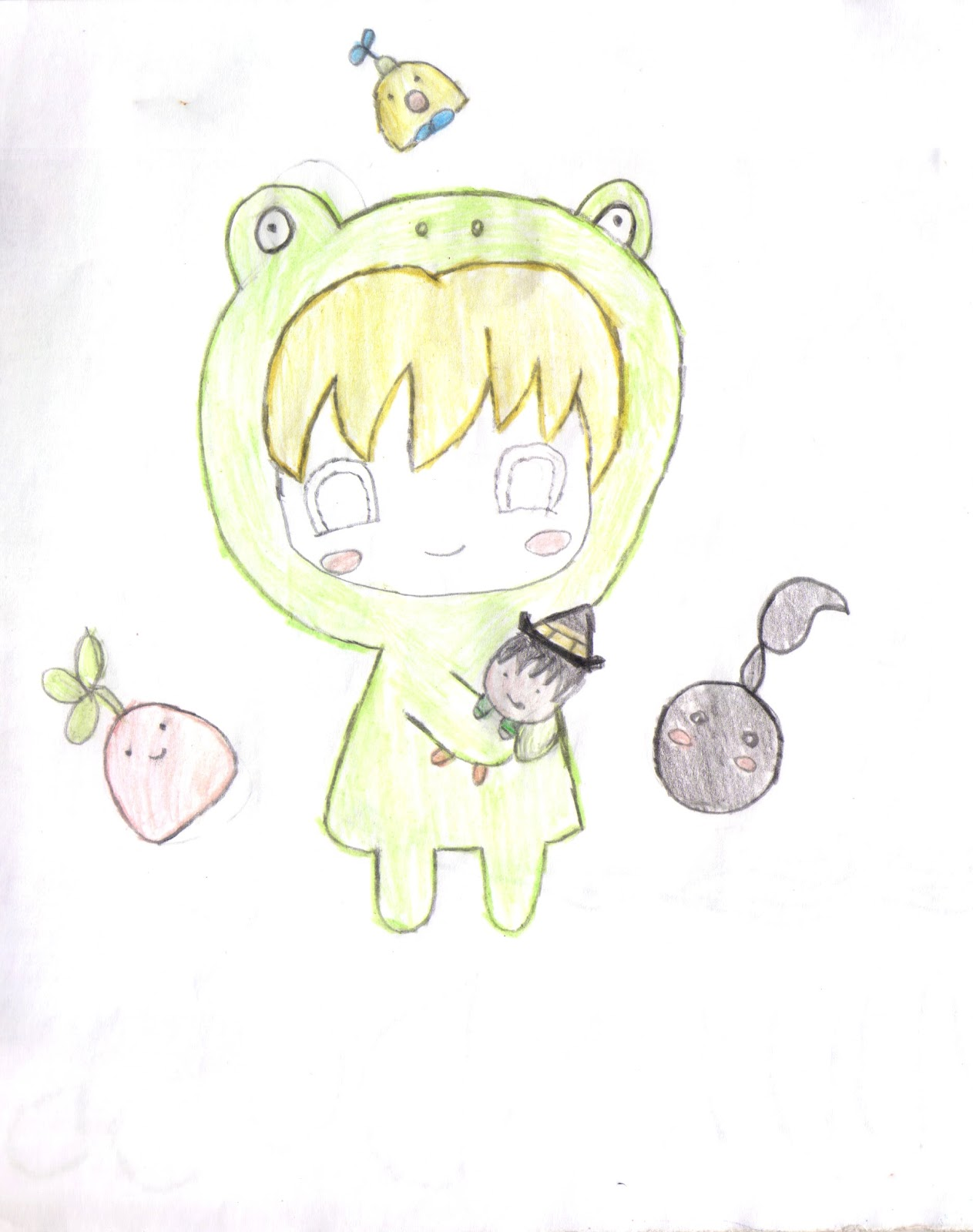 Chibi 2 (desenho)