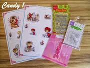 Candy bij Handmade by Marleen