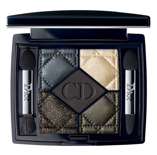 Dior '5 Couleurs' Eyeshadow Palette for Fall 2014 - Pied de Poule (96)