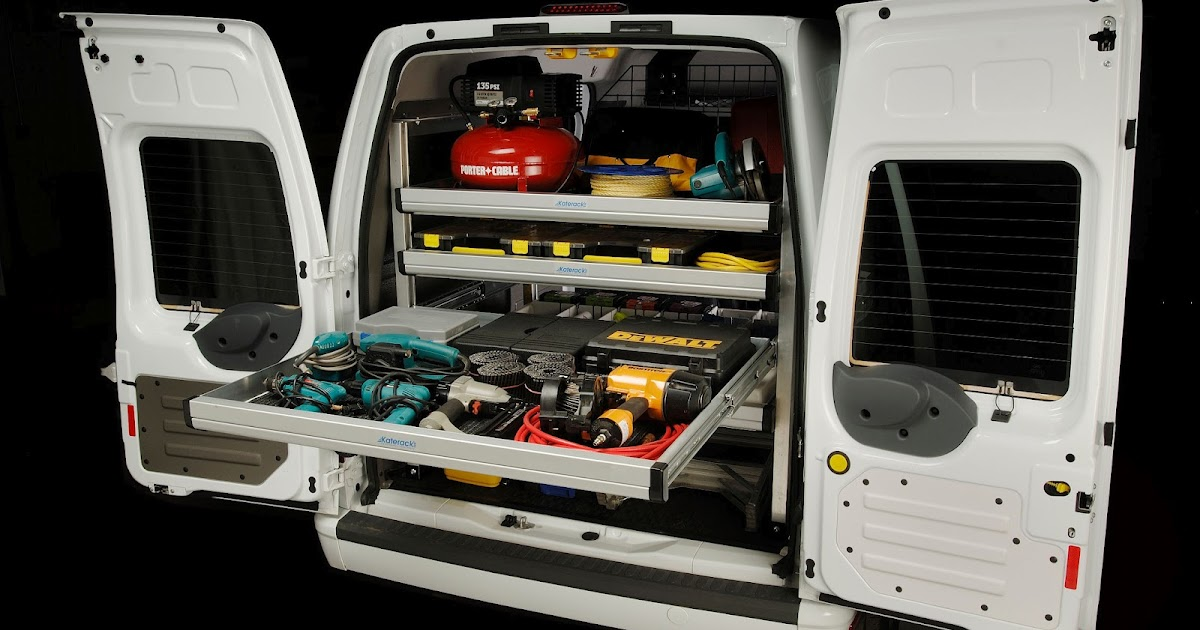 Harbor Truck Bodies Blog Organize Your Van With Katerack