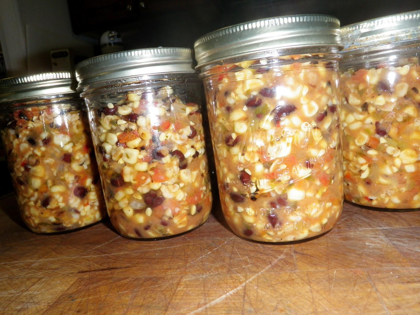 Midnight Sun Mama: Grilled Corn and Black Bean Salsa