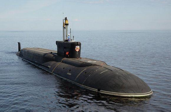 Kapal selam Vladimir Monomakh