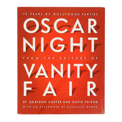 Oscar Night Vanity Fair