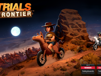 Trials Frontier 3.6.0 Mod Apk Full Version