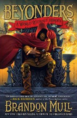 Beyonders: A World Without Heroes by Brandon Mull