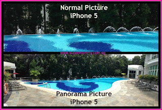 iPhone 5 Camera comparison