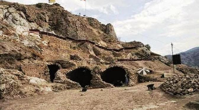 Penjara bawah tanah tempat Dracula ditahan ditemui