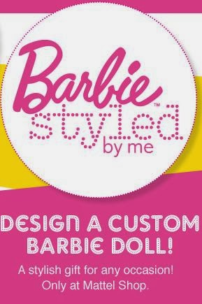 Design a Custom Barbie Doll