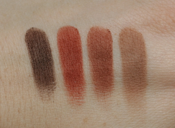 London Beauty Review: Review & Swatches: Viseart Matte Neutral ...