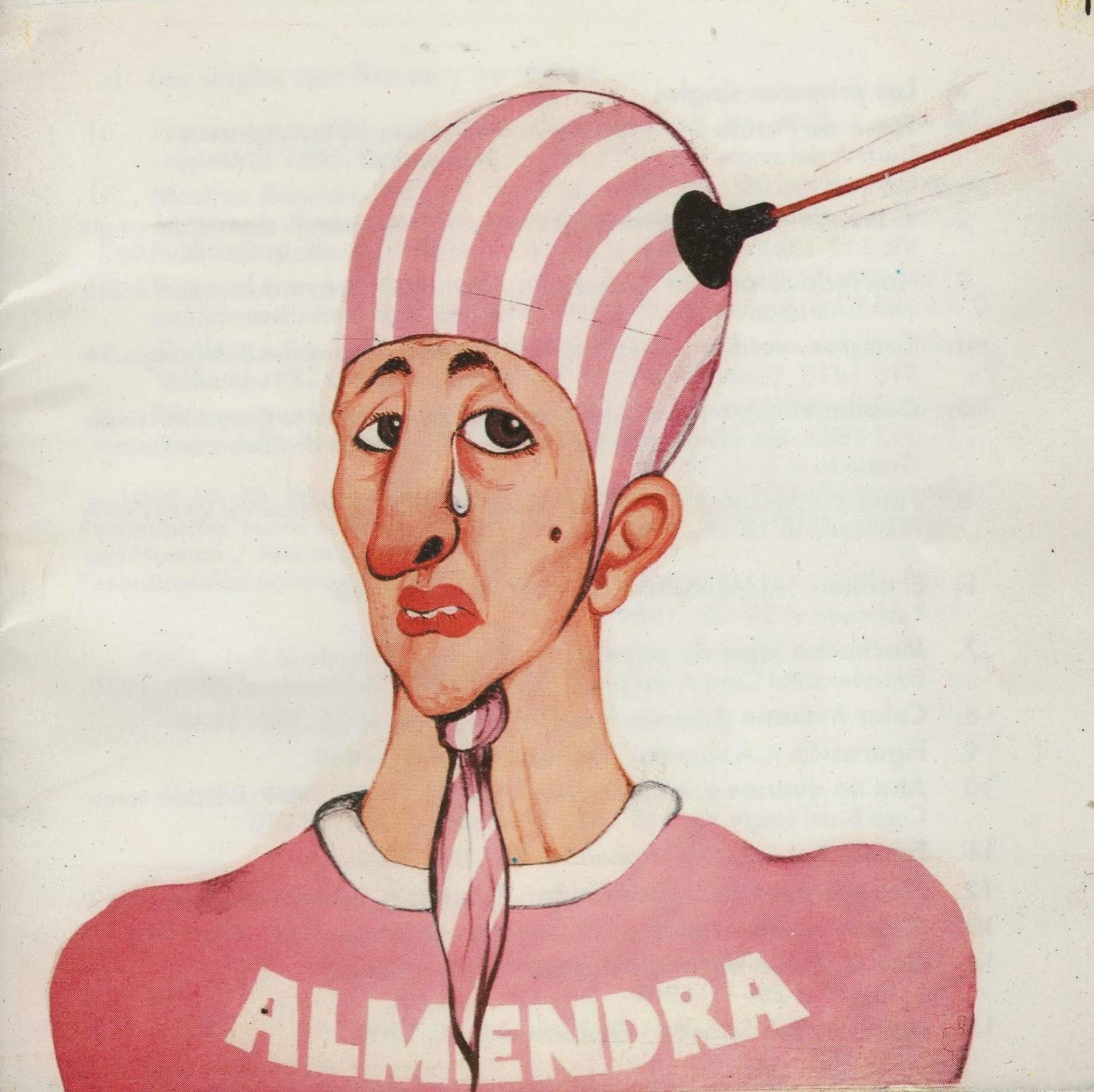 TV, ALMENDRA