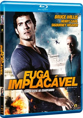 Filme Poster Fuga Implacável BDRip XviD Dual Audio & RMVB Dublado