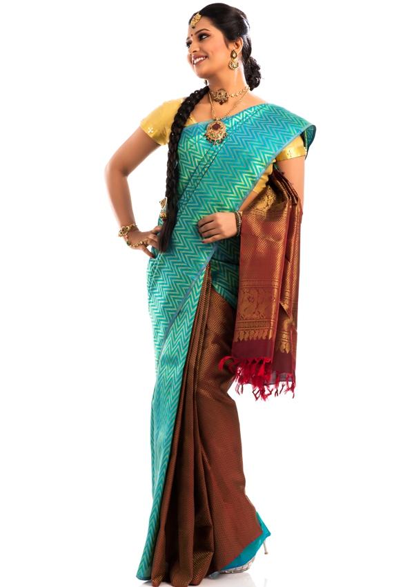 Bridal wear  Sari Album