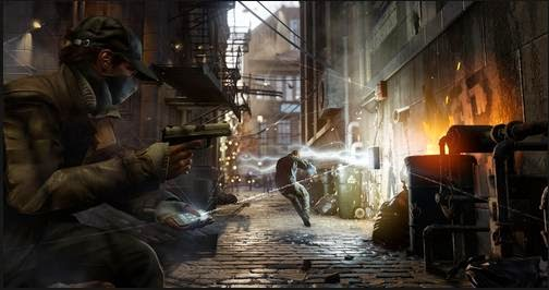 Gameplay Watch Dogs Full Version