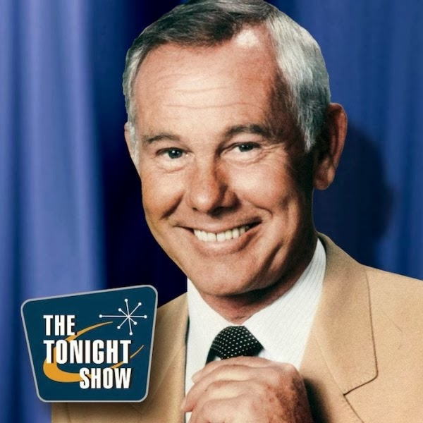The one and only Johnny Carson