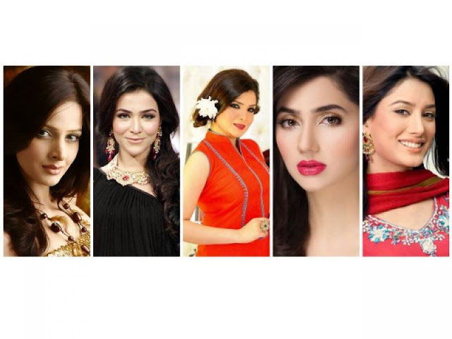 without makeup pakistani acctress