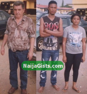 spanish lover kidnapped in nigeria
