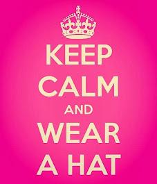 Wear Hats!