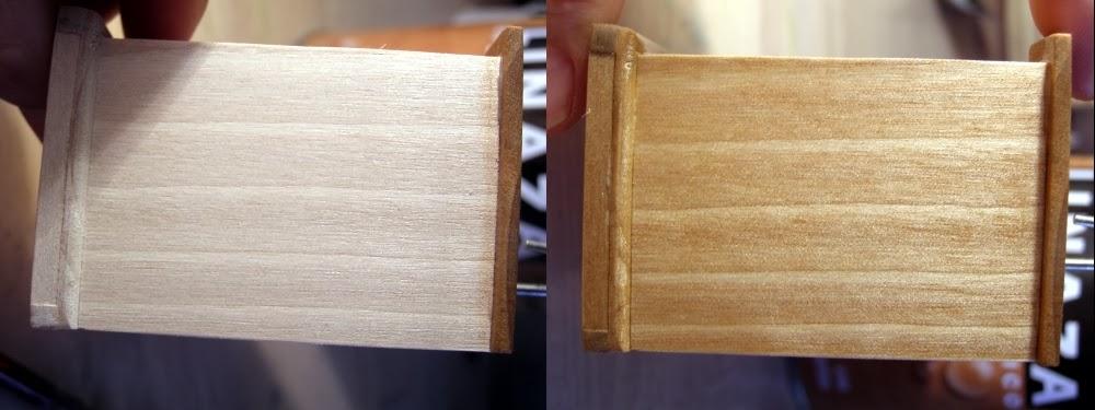 Peque eces diy personalizando muebles de madera - Aceite de linaza para madera ...