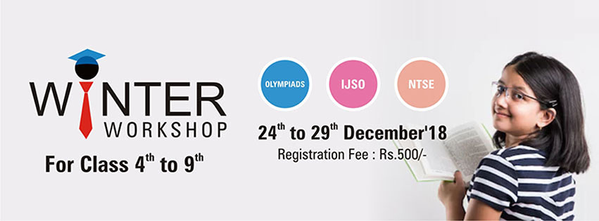 Winter Workshop for Class 04th to 09th