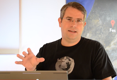Matt cutts telling about Guest blogging