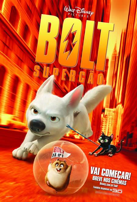 Assistir Bolt – Super Cão Dublado – Online