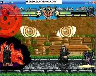 Rinnegan Rikudo | Game Naruto Shippuden Ultimate Ninja Strom Generation