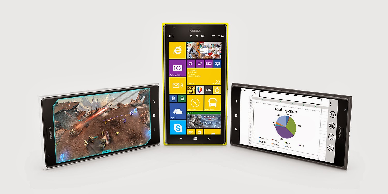 Nokia Lumia 1520:First Look, Key Specs