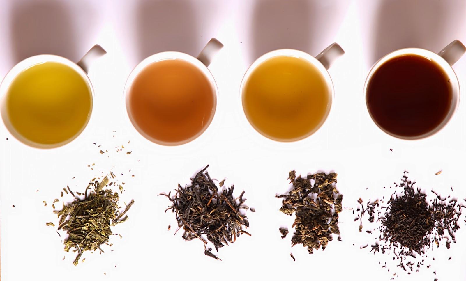 Lo que no sabías del té (parte 1)