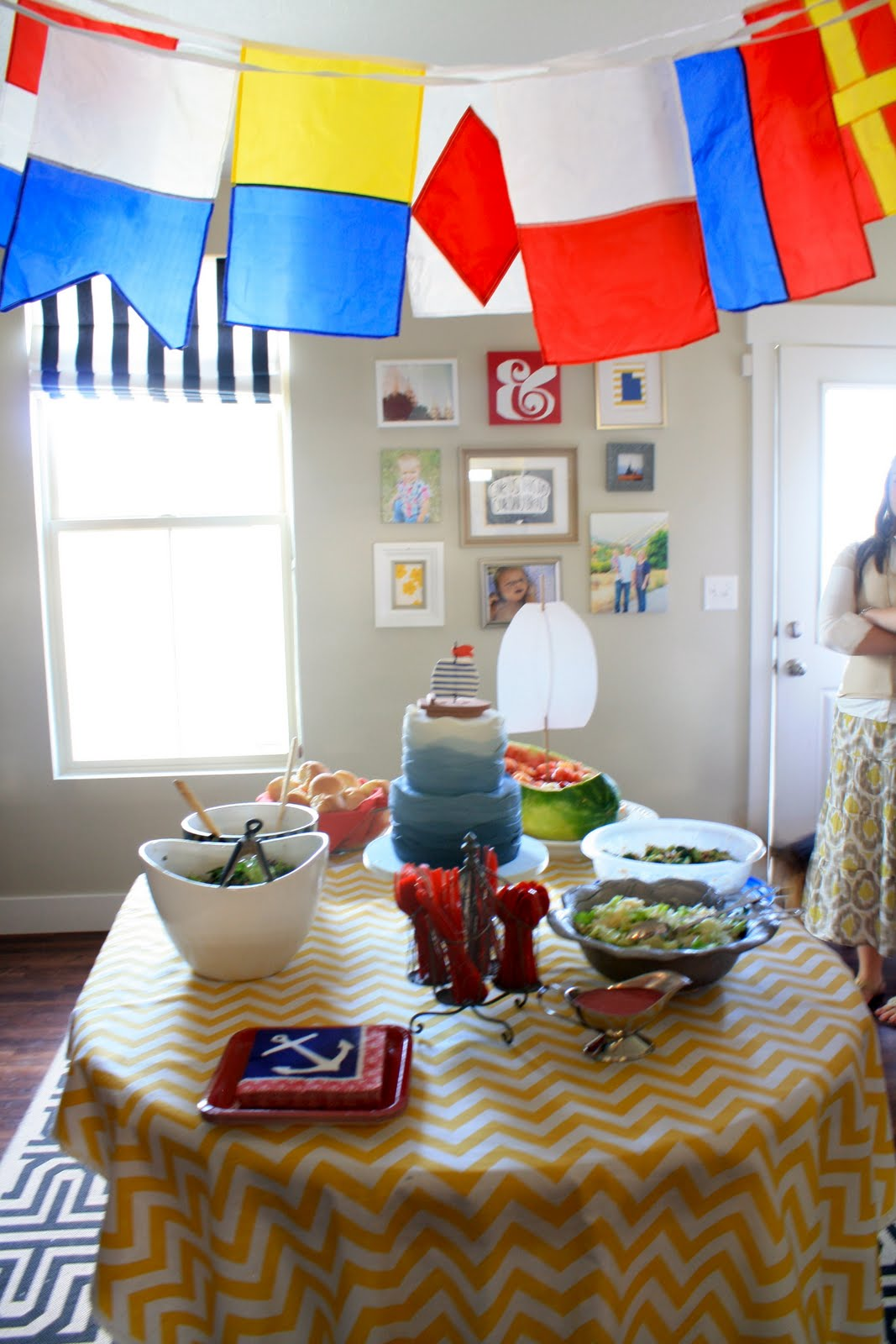 Jett's Nautical Birthday Party  House Of Jade Interiors Blog. Cheap Living Room Chair. Paintings For Living Room. Living Room Furniture Layout Tool. Retro Living Room Curtains. Inexpensive Living Room Furniture. Mid Century Modern Living Room Furniture. Coastal Decor Living Room. Used Living Room Set