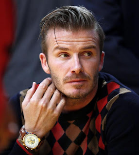 Bio Data David Beckham