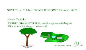 """Novità nel 3° Libro """"Esempi d'Olismo"""" (vedi post 238)"""
