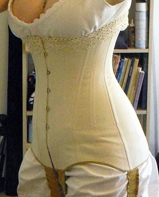 underbust corset sewing pattern
