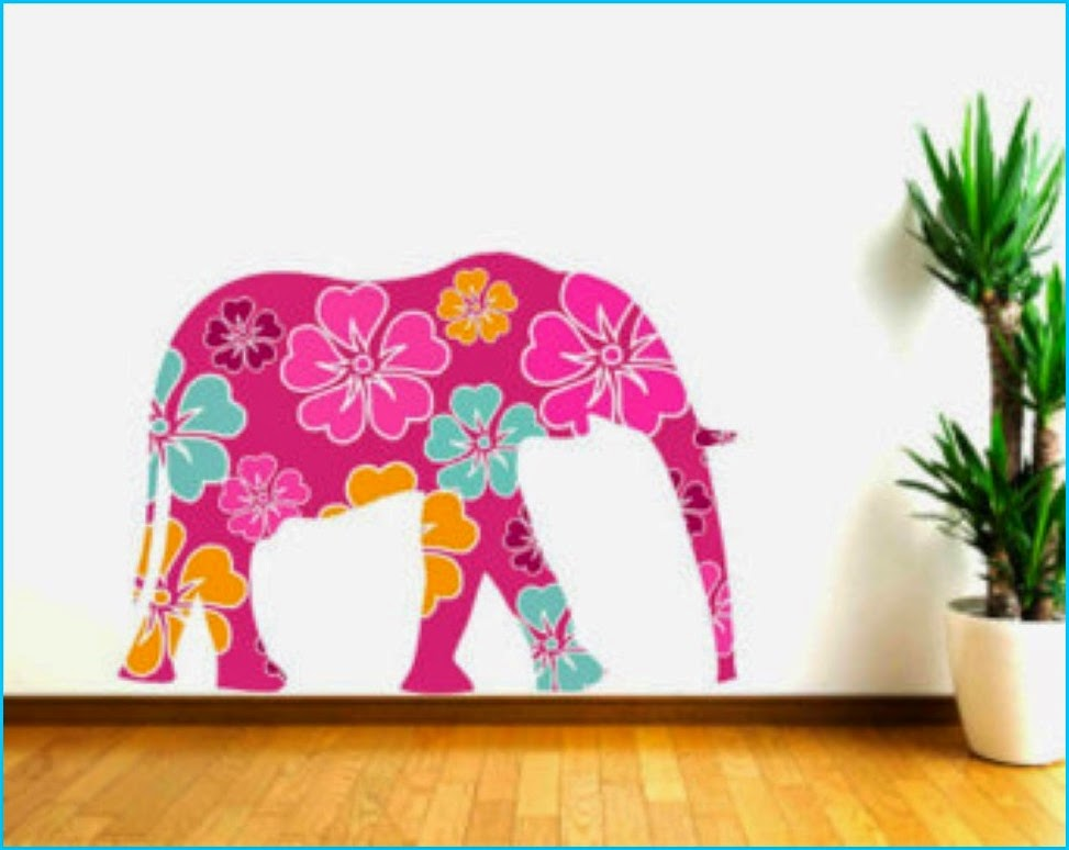 Awesome home designs ideas - Elephant decor for living room ...