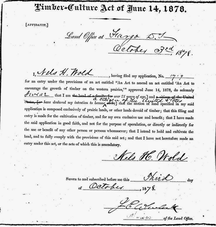 Heroes heroines and history the timber culture act of 1873 for Is there still a homestead act
