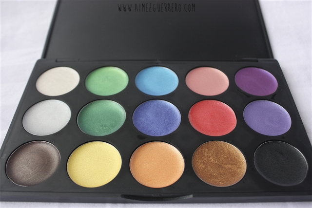 Le Faerie Cosmetics Cream Eyeshadow Base   Review
