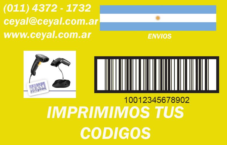etiquetas para el sector industrial argentina