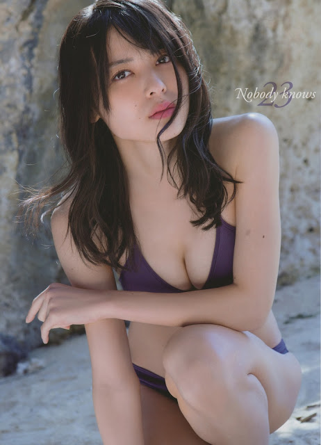 Yajima Maimi 矢島舞美 Nobody Knows 23 Photobook 写真集 01