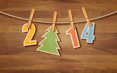 Imágenes para Año Nuevo 2014  gratis y fondos de 1920x1200