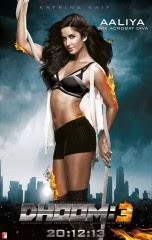 Dhoom 3 (2013) pelicula de accion con Aamir Khan