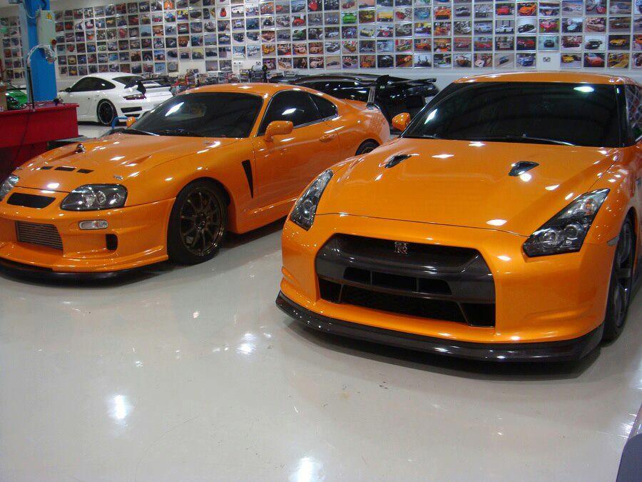 Beenchosen.com: Supra and GTR