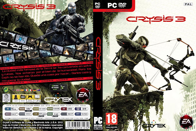 Crysis 3 para PC [Español V&T][Full][1 Link]