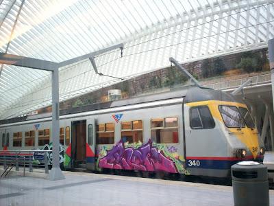 graffiti liege gare