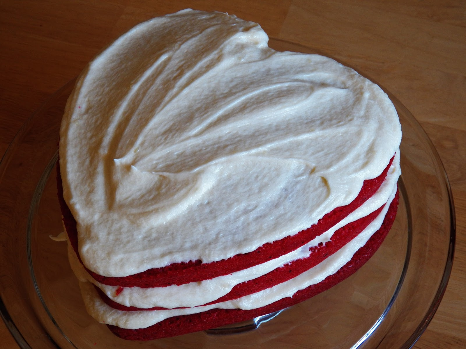 The Tasty Cheapskate: Waldorf Red Velvet Cake