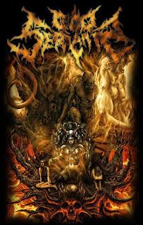God Servants Band Technical Death Metal Malang
