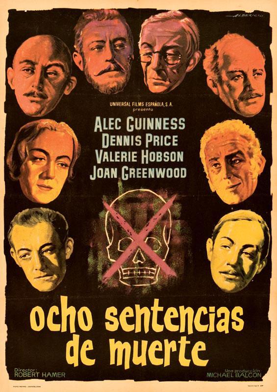 Ocho sentencias de muerte (1949)