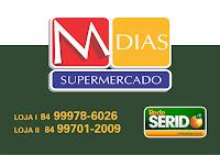 SUPERMERCADO M DIAS EM PARELHAS