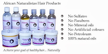 BUY AFRICAN NATURALISTAS HAIR PRODUCTS